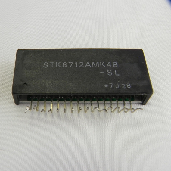 Circuito Integrado Stk6712amk4b Sanyo
