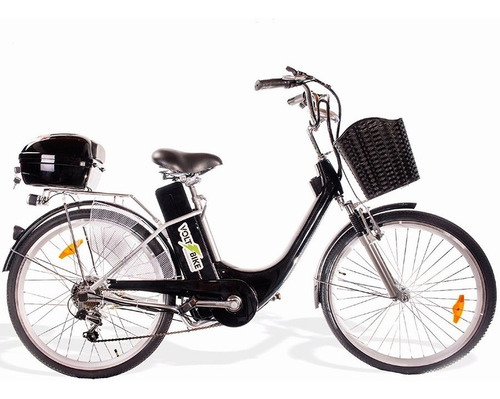 Imagen 1 de 7 de Bicicleta Electrica Volt Hasta 30km Autonomia Bateria Litio