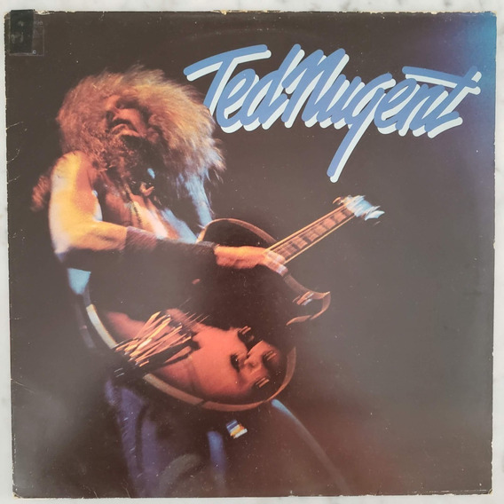 Lp Ted Nugent - Ted Nugent