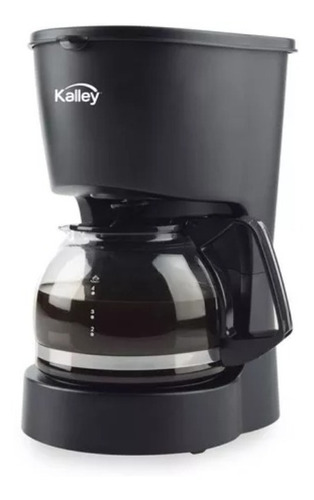 Cafetera  Kalley 4 Tazas