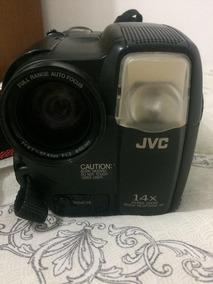 Filmadora Jvc Intelligent Compact Vhs 14x