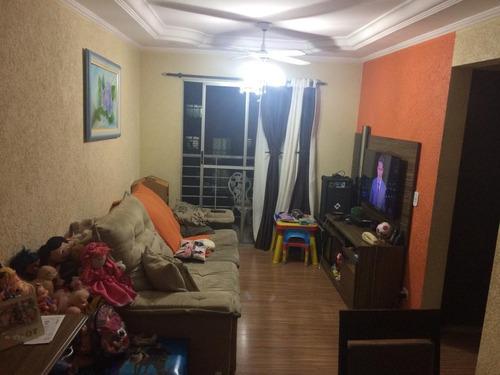 Imagem 1 de 12 de Excelente Apartamento - Ap2438
