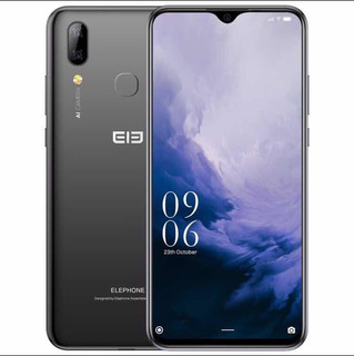 Smartphone Elephone A6 Max Black 64gb Novo Pronta Entrega!