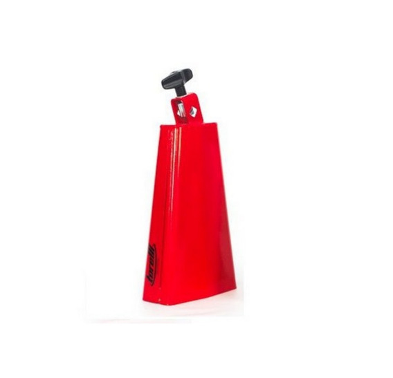 Torelli Cowbell Red Mambo 6 To057