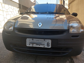 Renault Clio 1.0 Rl 2001 - Impecável