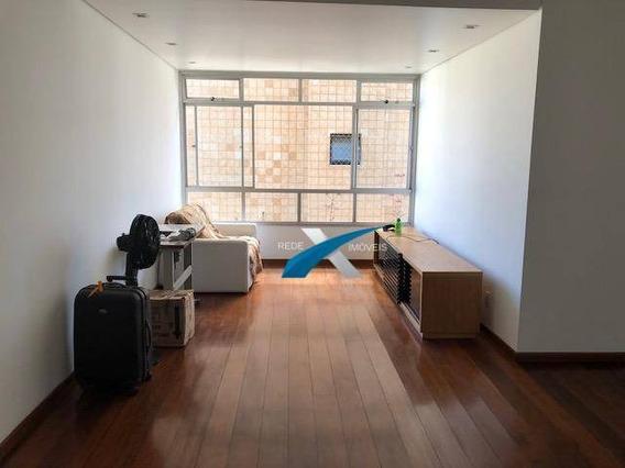 Apartamento 4 Dormitórios À Venda, 125 M² Por R$ 690.000 - Santo Antônio - Belo Horizonte/mg - Ap5300