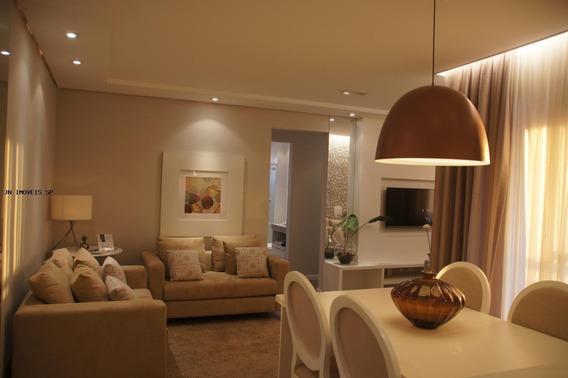 Apartamento Para Venda Em São Paulo, Vila Formosa, 2 Dormitórios, 1 Suíte, 2 Banheiros, 1 Vaga - Jn1250_1-1465322