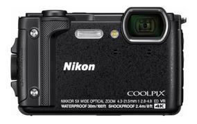 Câmera Digital Coolpix Nikon W300 Tela 3.0 Zoom 35x + Cartão