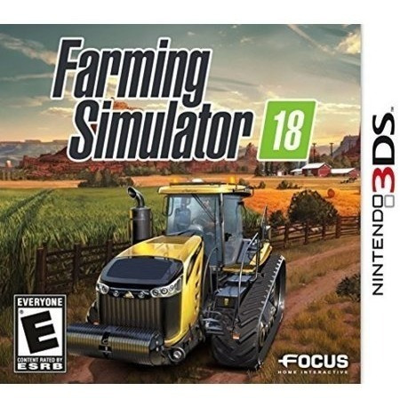 Farming Simulator 18 - 3ds