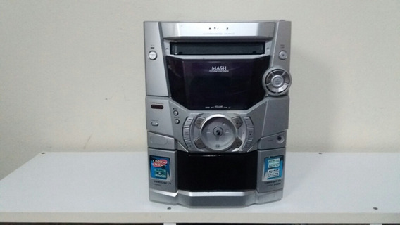 Micro Sistem Panasonic No Estado Para Retirada De Peças