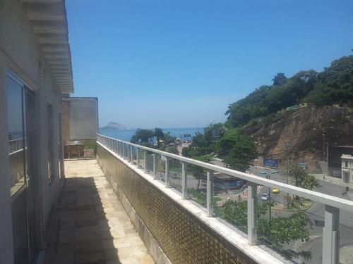 Imagem 1 de 20 de Delfim Moreira - Cobertura Duplex - 276m2 - Oportunidade - Co0489