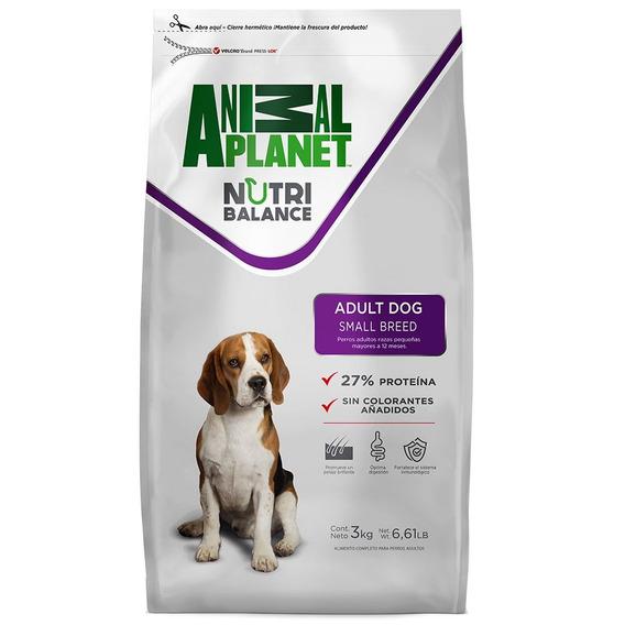 Alimento Perro Adulto Raza Pequeña 3 Kg