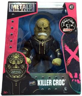 Metals Die Cast Muñeco De Metal Killer Croc 5701 Jada Devoto