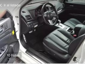 Subaru Legacy 2.5 Sport Cvt 2010
