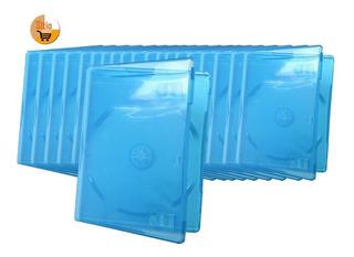 Caja Estuche Bluray Material Plástico Compra Mínima 20 Cajas