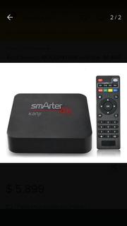 Smarter 4k Convertidor De Smart Nuevos A Estrenar