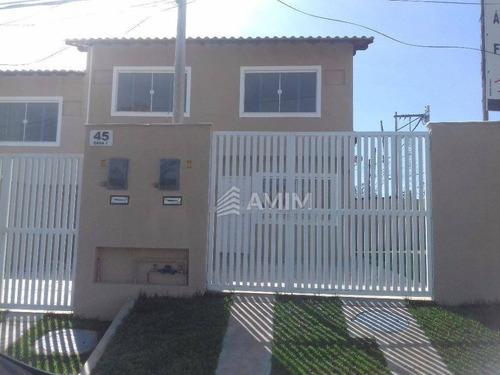Imagem 1 de 30 de Casa À Venda, 82 M² Por R$ 300.000,00 - Maria Paula - São Gonçalo/rj - Ca0041