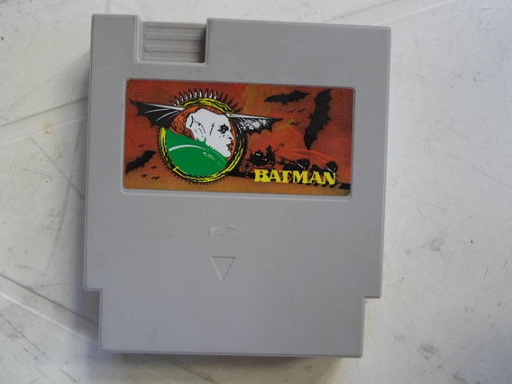 Batman P/ Turbo Game, Phantom System, Nintendinho