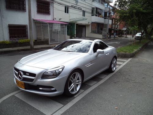 Mercedes Benz Slk Convertible Edición Especial..