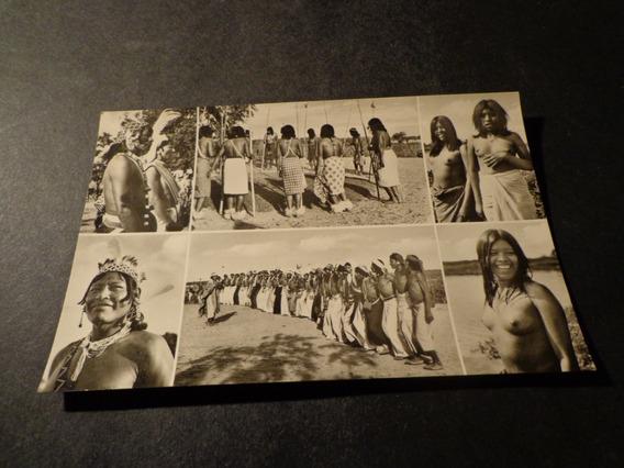 Paraguay- Indios-6 Diferentes Fotos De Claus Henning