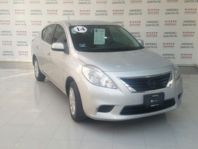 Nissan Versa 1.6 Sense At Sedán Vic