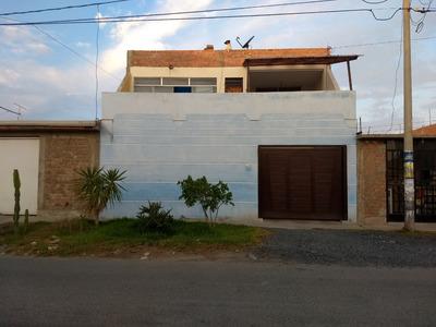 Vendo Casa En Urb. Villa Magisterial-nuevo Chimbote