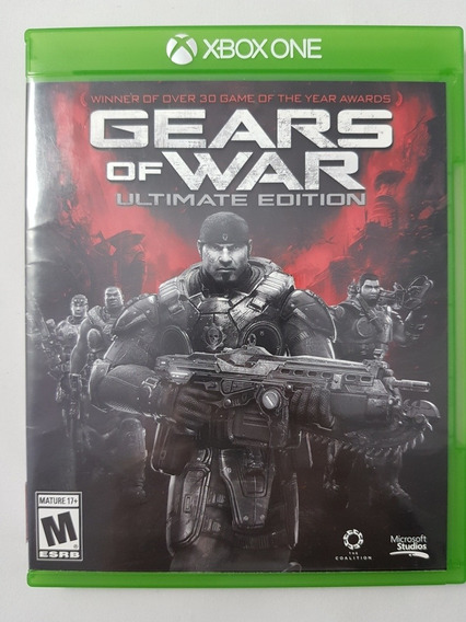 Gears Of War Ultimate Edition Em Português Xbox One