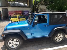 Jeep Wrangler 3.8 X 4x4 At 2010