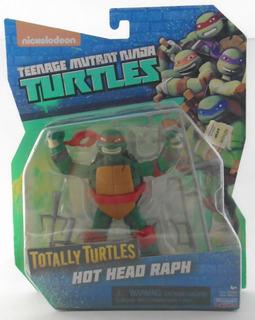 Tortuga Ninja Hot Head Ralph Totally Turtles Playmate