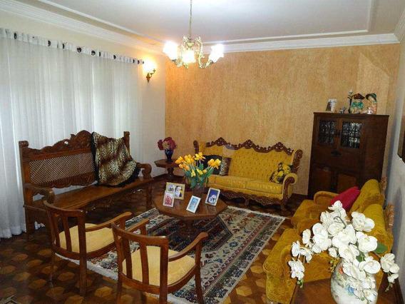 Casa Com 4 Dorms, Centro, Piracicaba - R$ 850.000,00, 279,38m² - Codigo: 2707 - V2707