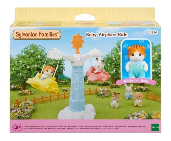 Sylvanian Families Brinquedo Original Vários Modelos