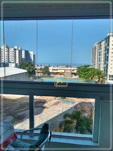 Imagem 1 de 30 de Apartamento À Venda, 60 M² Por R$ 298.500,00 - Ocian - Praia Grande/sp - Ap1800