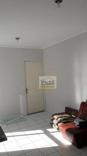 Imagem 1 de 23 de Apartamento Residencial À Venda, Matão, Sumaré. - Ap0675
