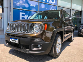 Jeep Renegade Sport 1.8 At6 0km Color Marrón