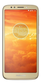 Motorola E5 Play (Go Edition) Dual SIM 16 GB Dourado 1 GB RAM