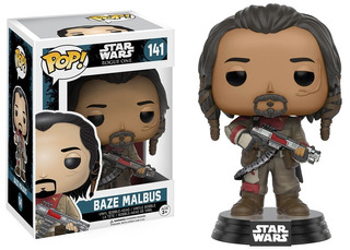 Funko Pop Star Wars Rogue One 141 Baze Malbus