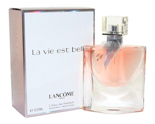 Perfume La Vida Es Bella Eau Perfum (100ml) Envio Gratis!!
