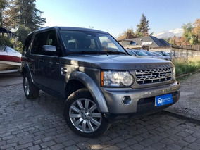 Land Rover Discovery Diesel Hse 2012