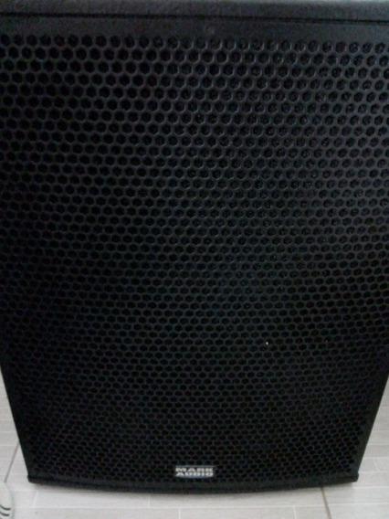 Caixa Attak Ativa Mark Audio 250w