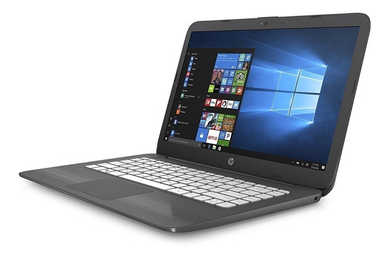 Notebook Hp 14 Mem 4gb Hd 32gb Ssd Novo Windows10 + Office