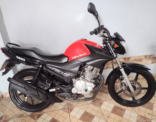 Moto Ybr 125 Factor Ed Yhamara 2019/2020