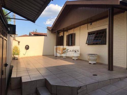 Casa Com 3 Dormitórios À Venda, 98 M² Por R$ 630.000,00 - Vila Bressani - Paulínia/sp - Ca3116