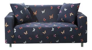 Cobertor Sillón Sofá 3 Cuerpos Protección Elasticad Mitienda