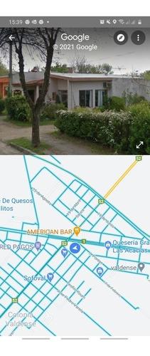 Casa Con Local Comercial Excelente Ubicación