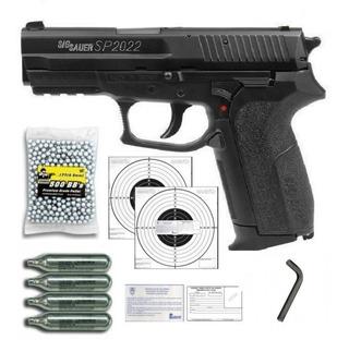 Pistola Balines 4.5mm Metal Neumática Aire Pipeta Gas Co2