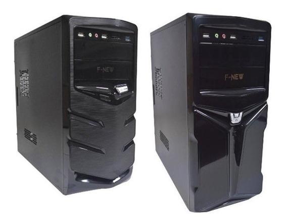 Promoção Computador Home/office Intel 4 Gb 320 Gb Usb 3.0 Hdmi / Wifi