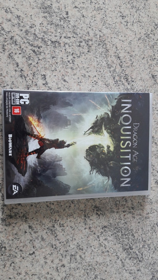 Jogo Original Computador Pc Dragon Age Inquisition