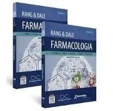 Livro Farmacologia - Rang & Dale - Volumes 1 E 2 - 7ª Edição