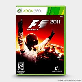 Formula 1 F1 2011 - Original Xbox 360 Novo