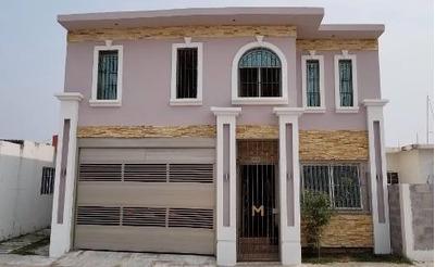 Casa En Residencial Del Bosque, Excelente Oportunidad De Inversion En Veracruz